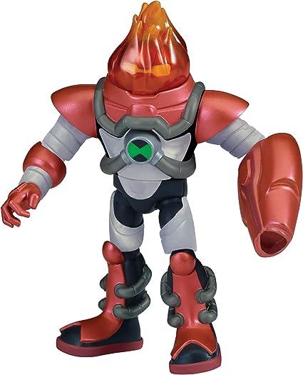 "Omni-Kix Armor Diamondhead Ben 10 Action Figure 5.5/"""