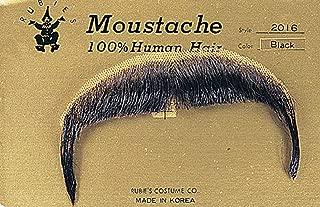 Zapata Moustache Facial Hair Black