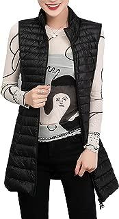 Best women's long puffer vest Reviews