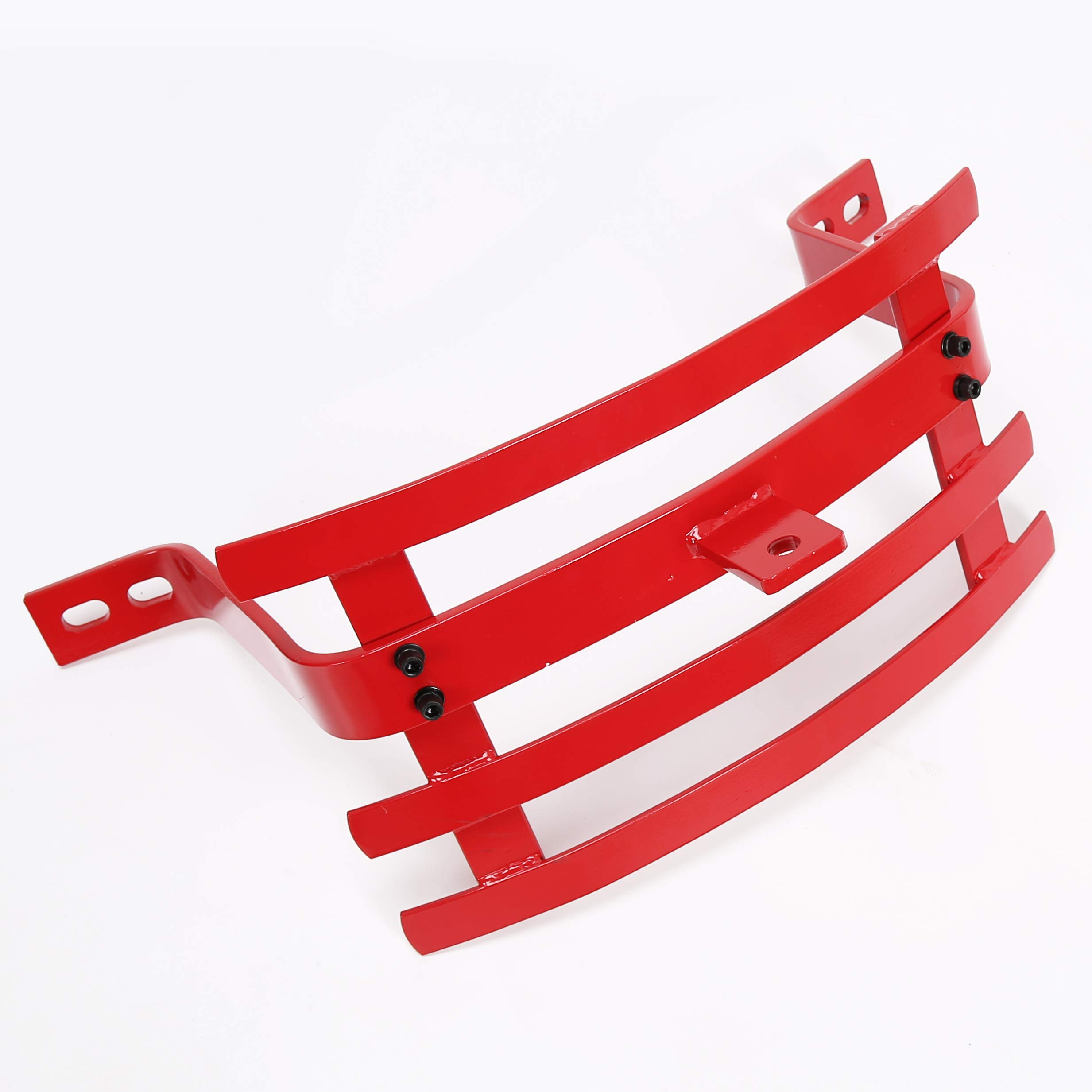 ECOTRIC Red Bumper for Ford Massey Ferguson Oliver Massey Harris 4000 2000 4110
