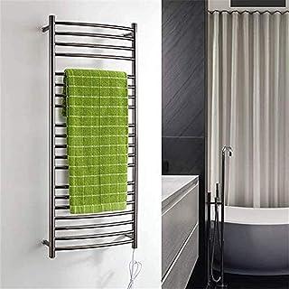 Verwarmde Handdoekrails Elektrisch Handdoekenrek,Wandgemonteerde Handdoekverwarmers,Grote Elektrische Handdoekverwarmer...