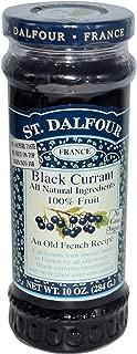 St Dalfour Black Currant 100% Fruit Conserve