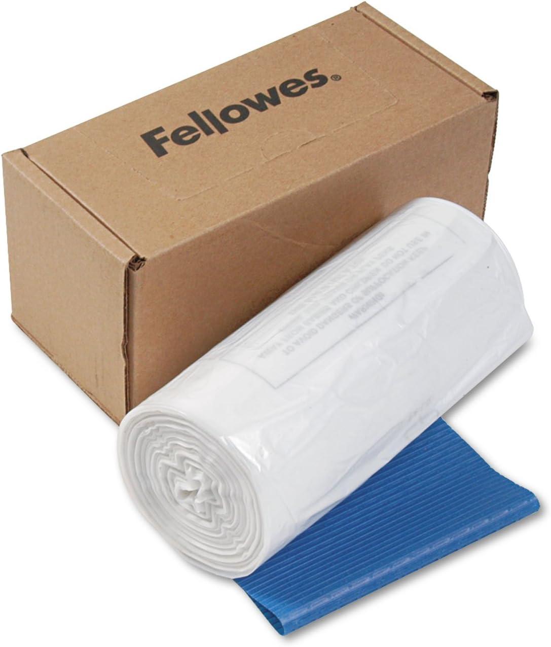Fellowes 36054 Shredder Bags 20 Gal 2250 x F Max 65% OFF 18-Inch Max 81% OFF 125 Series