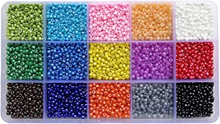 Best 15 0 seed beads Reviews