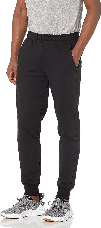 PUMA Men's Excellence Arlington Mall Essentials Fleece Sweatpants