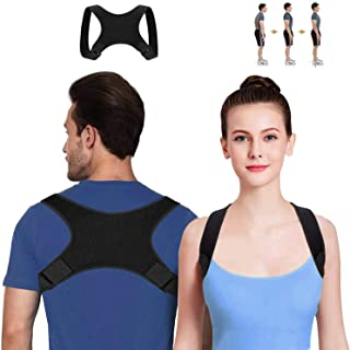 Perfect Posture Corrector Back Correction for Women and Men - Adjustable and Comfortable Clavicle Support - Posture Holder (Perfect Posture AB01)