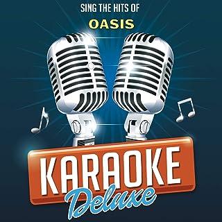 Champagne Supernova (Originally Performed By Oasis) [Karaoke Version]