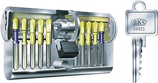 BKS 88120014 - Bombín de cerradura con función de emergencia (31/31 mm, con 3 llaves)