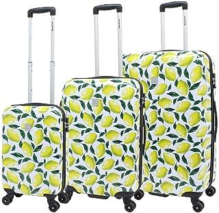 Saxoline Lemon travel case set.