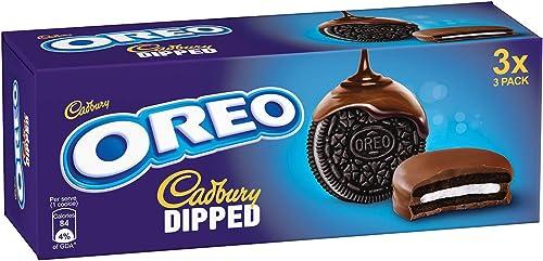Cadbury Oreo Dipped Chocolate Cookie 150g