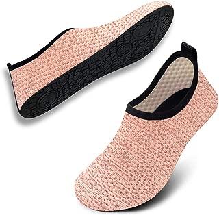 DierCosy Toddler Slippers Socks Non-Slip Kids House Slippers Lightweight Indoor Shoes for Boys Girls Indoor Slippers