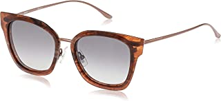 نظارة شمسية بوس للنساء من هوجو بوس، ماربل برو باللون الارجواني/البني، 0943/S 9O XT8 K 53