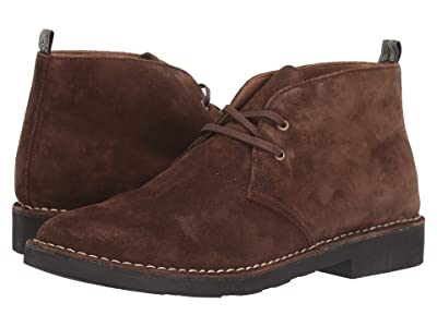 Polo Ralph Lauren Talan Chukka (Chocolate Brown Suede) Men