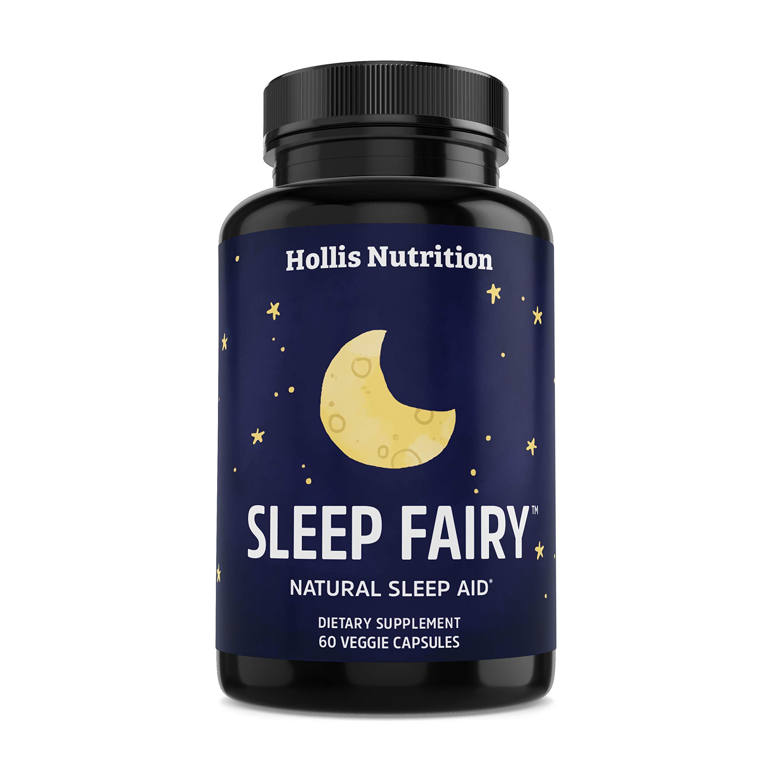 SLEEP FAIRYTM Natural Sleep Aid