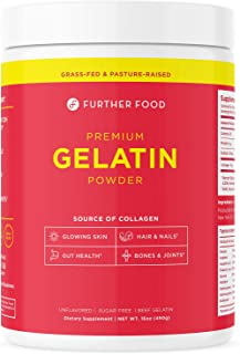 Best neutral gelatin powder Reviews