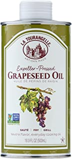 La Tourangelle, Grapeseed Oil, 16.9 Ounce (Packaging may Vary)