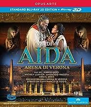 Aida 3D (Verona) [Hui Je, Marco Berti, Andrea Ulbrich, Gianfranco De Bosio] [Opus Arte: OABD7122D] [Blu-ray]