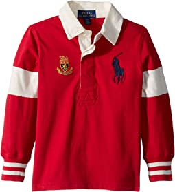 Big Pony Cotton Jersey Rugby (Toddler)