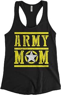 Cybertela Women's Army Mom Racerback Tank Top