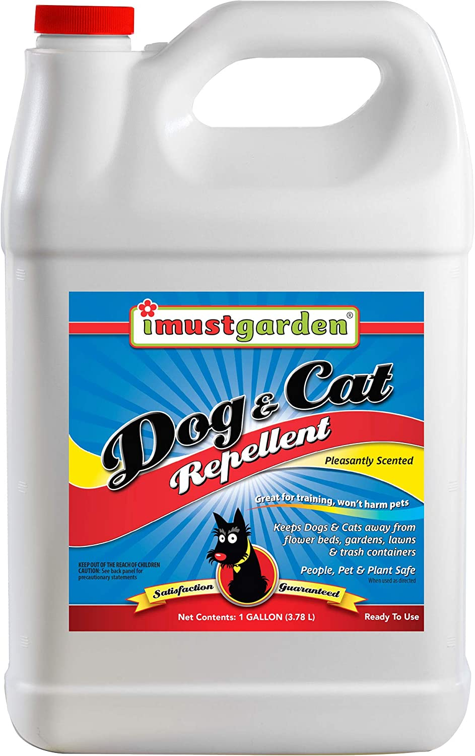 I Must Garden Dog and Cat Repellent: C Stop All to online shop SEAL limited product Natural Spray