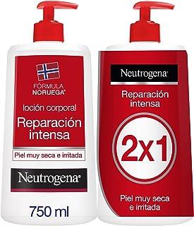 Neutrogena Loción Corporal Reparación Intensa Piel Seca 2x750ml