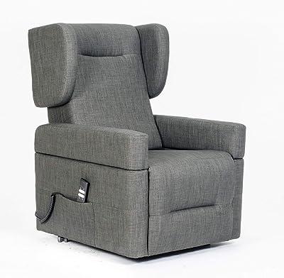 Sillon-Relax - Sillón eléctrico clásico 2 mot respalto/pies ...