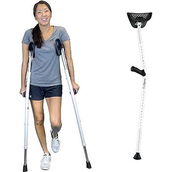 Mobilegs Ultra Crutches- 1 Pair