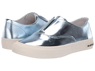 SeaVees Sunset Strip Sneaker (Space Blue) Women