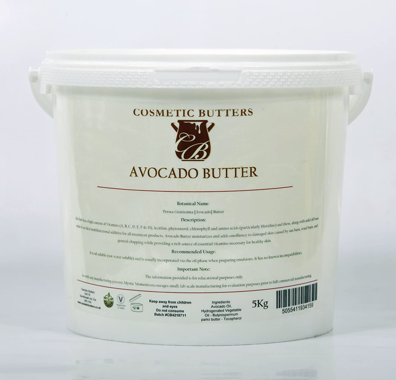 バッジ記事贅沢Avocado Blended Butter - 1Kg