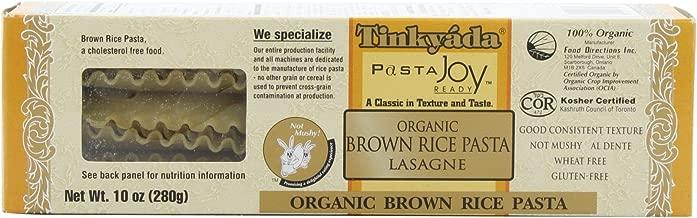 Tinkyada Brown Rice Pasta, Lasagne, 10-Ounce (Pack of 6)
