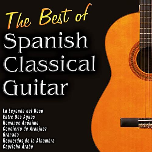 The Best of Spanish Classical Guitar de Sergi Vicente & Paco Nula ...