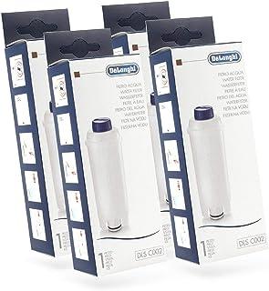 Delonghi DLSC002 Lot de 4 filtres à eau