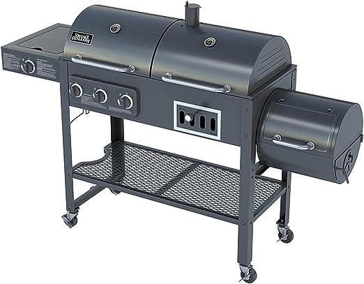 Smoke Hollow 1800CGS Smoker & Grill Review