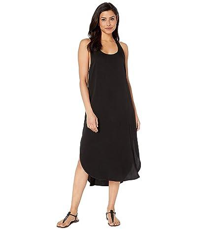 American Rose Nova Racerback Dress (Black) Women