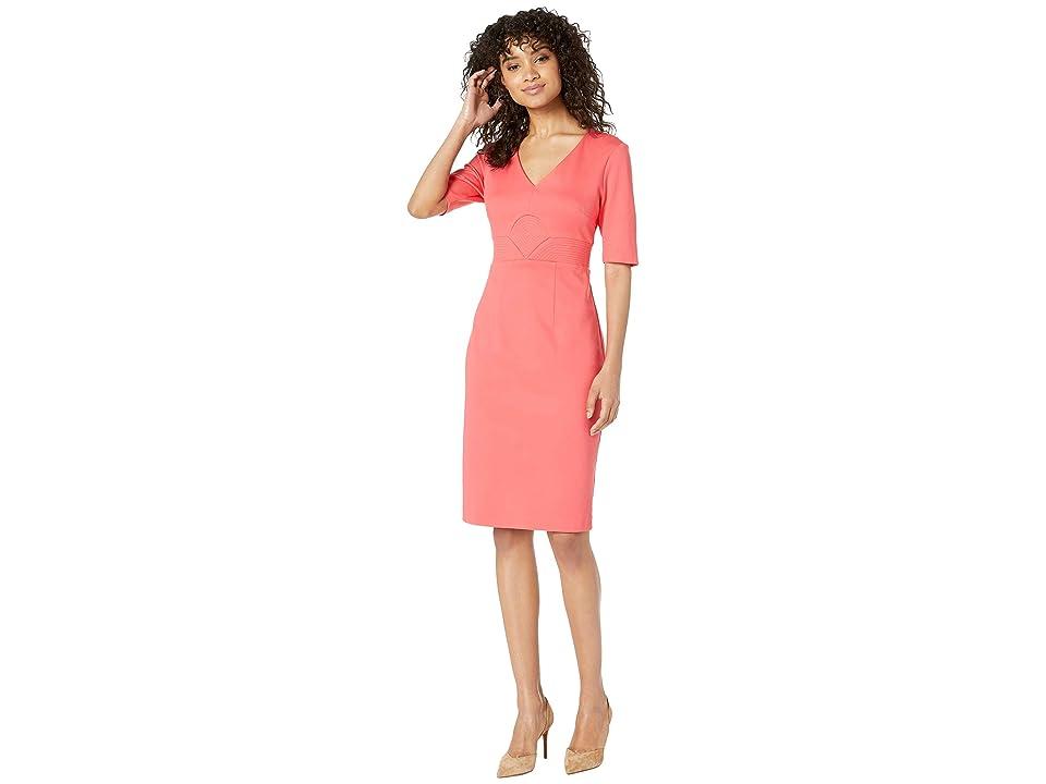 c1436c8a62b2 Trina Turk Ashton Dress (Hot Coral) Women