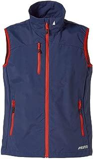 Musto Mens Sardinia BR1 Zip Up Waterproof Fleece Gilet