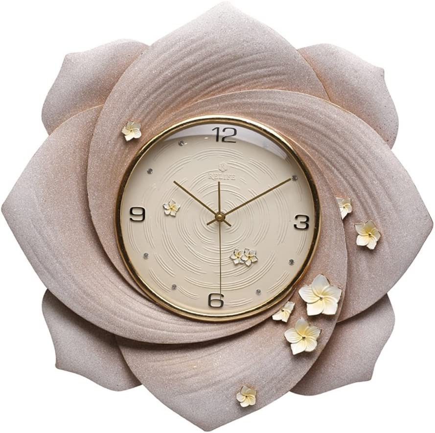 Plum Online limited product Open Wall Clock Battery Operated Creative Re Soldering Art