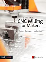 CNC Milling for Makers: Basics – Techniques – Applications