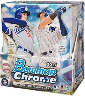 2017 bowman chrome