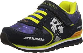 Stride Rite Star Wars Retro Skywalker Sneaker (Toddler)