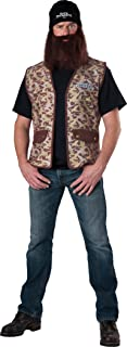 Duck Dynasty Men's Jase Costume