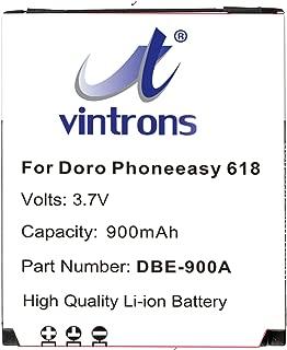 dbe-900a battery 900mah