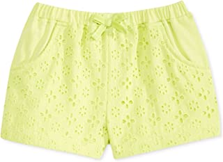 First Impressions Cotton Bunny Shirt and Eyelet Shorts Baby Girl 6-9 12 Months