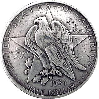 コインコンチョ テキサス独立100周年 Y レプリカ