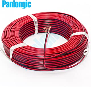 5 Metres 2-Core 0.75mm Automotive 24//0.2mm Stranded Wire Cable
