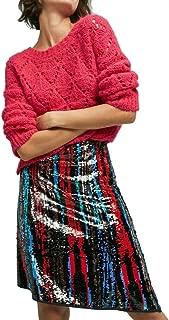 Anthropologie Dazzler Sequin Skirt by Lenon Sz S - NWT