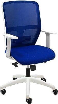 HJH Office MURANO 20 Silla de oficina Negro 52.0x59.0x133.0 ...