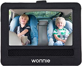 WONNIE 11'' Car Headrest Mount Holder for Portable DVD Player for WONNIE Sylvania RCA
