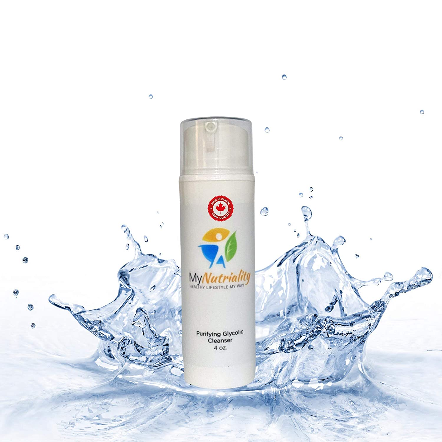 My Nutriality Purifying Fashionable Glycolic Cleanser - Skin Sensitive Atlanta Mall Clean
