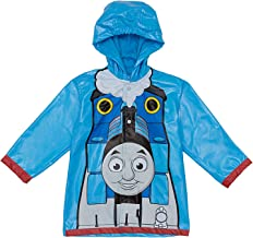 Thomas and Friends Boy's Rain Coat - Toddler Blue